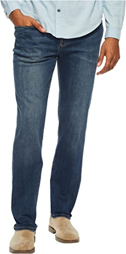 Liverpool - Relaxed Straight in Coolmax® Stretch Denim in Chatsworth