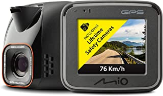 Mio Technology Mivue, C570 Kamera Samochodowa, 1080p, Czarny