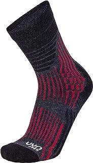 UYN, Lady Trekking Wave Socks Calcetines, Mujer