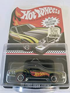 2017 Hot Wheels Factory Sealed Set Exclusive Real Riders - '76 Ford Gran Torino