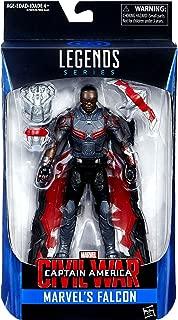 Hasbro Captain America Civil War Marvel Legends Marvel's Falcon Exclusive Action Figure
