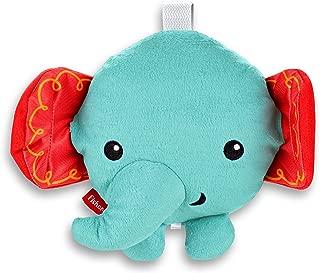 Fisher-Price Peek-a-boo Giggles Bitsy, Elephant Plush Pal