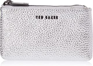 TED BAKER Clutch for Women- Silver