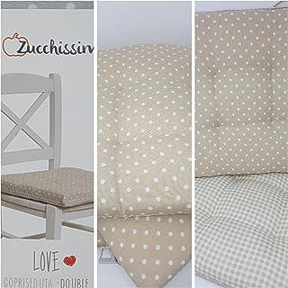 Amazon.it: cuscini per sedie cucina