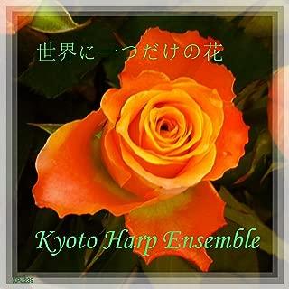 世界に一つだけの花 harp version