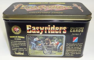 Easyriders Collectors Cards Tin Series 1