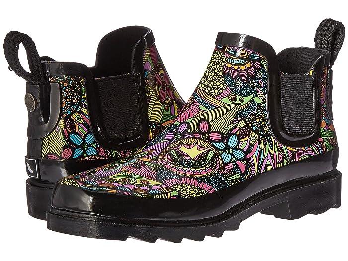 Sakroots  Rhyme (Rainbow Spirit Desert) Womens Pull-on Boots