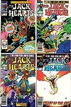 Jack of Hearts (1983 Marvel) 1-4 Complete Mini-series