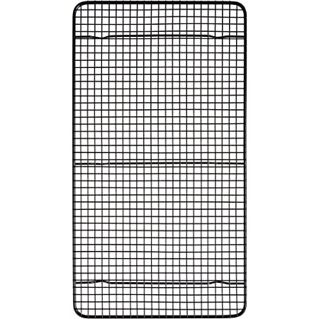 Mrs. Anderson's Baking Professional Baking and Cooling Rack, 10-Inches x 18-Inches, Non-Stick