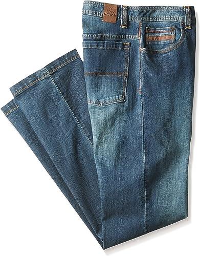 Prana pour Homme Axiom Jean Pantalon de Jambe 91,4cm