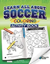 Learn All About Soccer: Color and Activity (Rule 1, Sports Color and Activity Books)