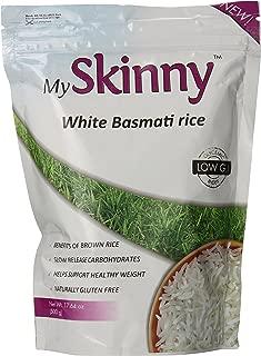 My Skinny Rice Low GI Basmati Rice, 17.64 Ounce (Pack of 6)