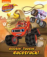 Rootin' Tootin' Racetrack! (Blaze and the Monster Machines) PDF