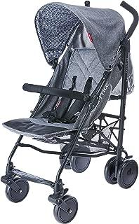 Carrinho de Bebê Guarda Chuva Essential Fisher, BB552, Multikids Baby, Cinza