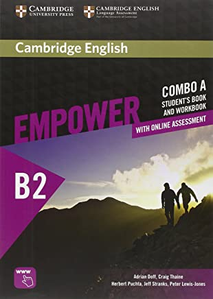 Cambridge English Empower Upper Intermediate Combo A with Online Assessment [Lingua inglese]