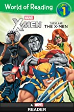 World of Reading X-Men: These are the X-Men: Level 1 (World of Reading (eBook))