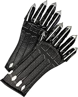 Marvel: Avengers Endgame Child's Black Panther Child's Deluxe Gloves with Claws
