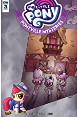 My Little Pony: Ponyville Mysteries #3 Kindle Edition