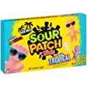 Sour Patch Kids Sweet and Sour Gummy Candy, Tropical, 3.5 Ounce
