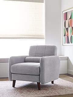 elle decor mid-century modern natalie sofa