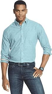 Van Heusen Men's Air Long Sleeve Button Down Shirt
