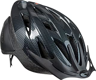 Schwinn Thrasher Lightweight Microshell Bicycle Helmet Featuring 360 Degree Comfort System with Dial-Fit Adjustment, Sizes for Adults, Youth, and Children