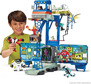 Ben 10 Rustbucket Deluxe Transforming Vehicle to Playset