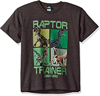 Jurassic World Boys' Trainer Graphic T-shirt
