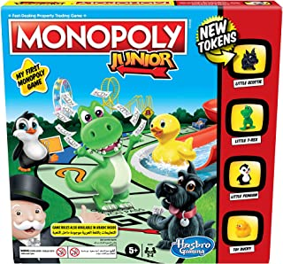 Hasbro Monopoly Junior-A6984Ef30