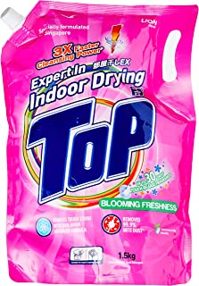 Top Concentrated Liquid Detergent Blooming Freshness 1.5kg