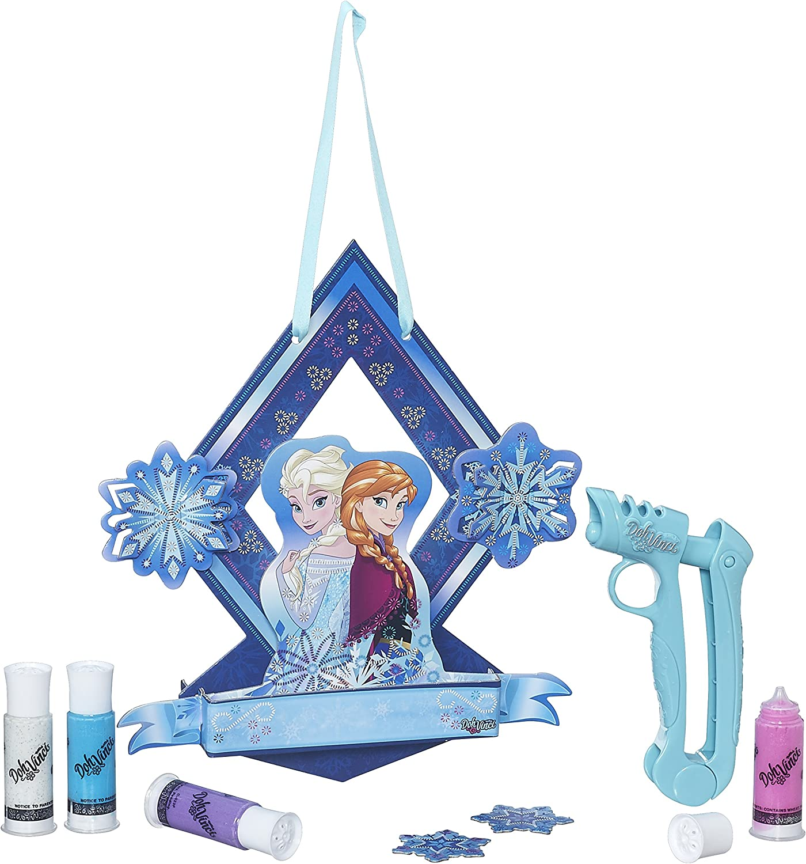 PlayDoh Dohvinci Frozen Door Design Kit