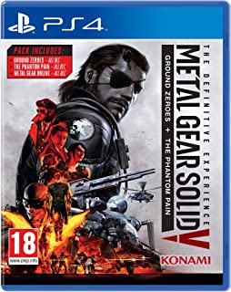 Metal Gear Solid V The Definitive Experience(輸入版)