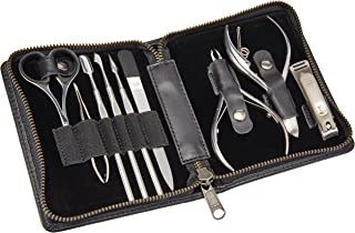 TakumiNoWaza G-3104 - Craftsman Luxury 9-Piece Grooming Kit