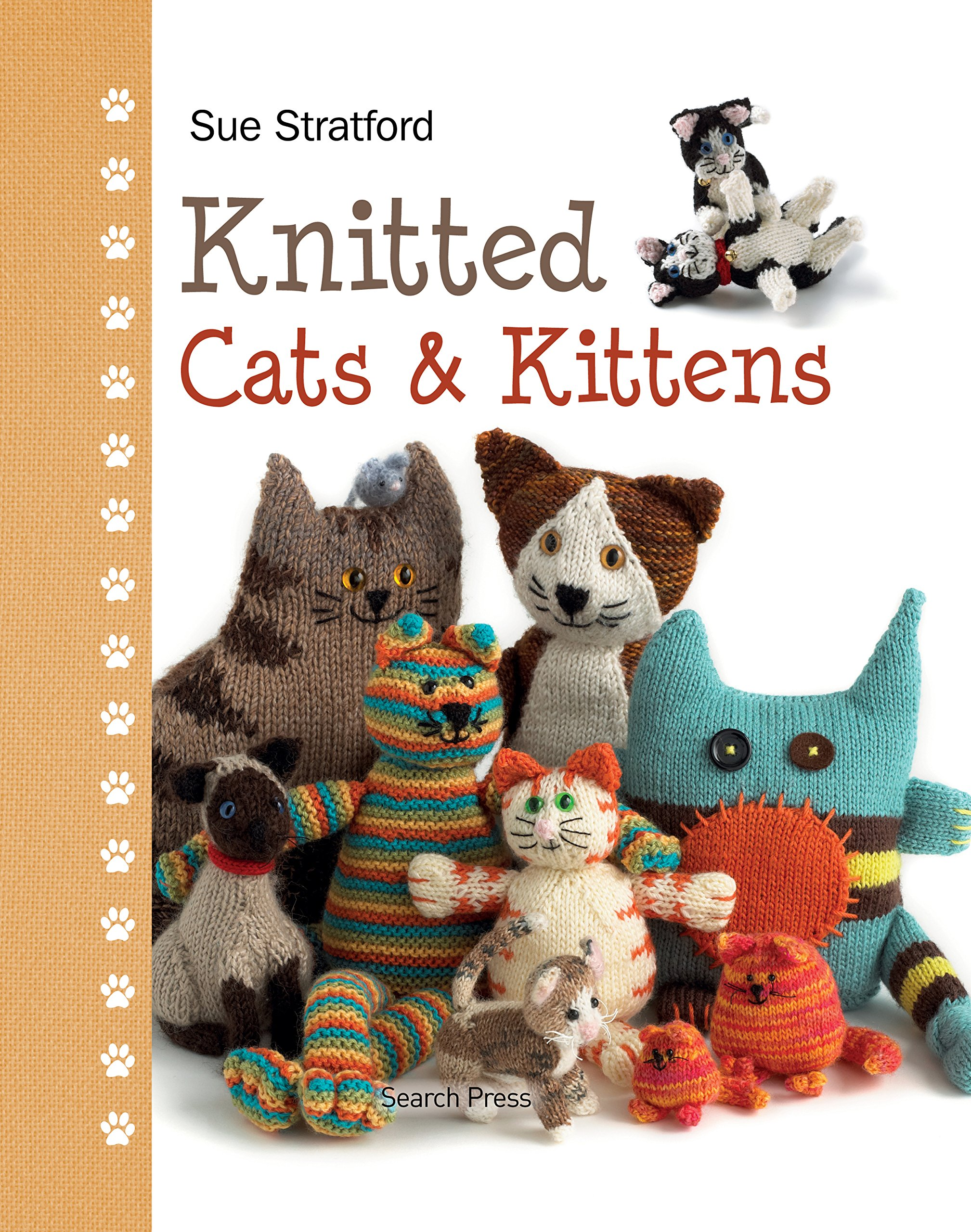 Kitty Doorstop Pattern & Hereu0027s A Cute No-sew Craft A Calico ... | 2560x2017