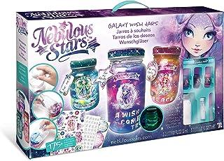 Nebulous Stars Galaxy Wish Jars, Pack of 1
