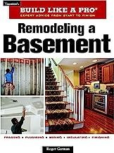 basement renovation books