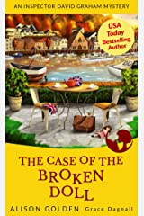 The Case of the Broken Doll (Inspector David Graham Mysteries Book 4) Kindle Edition