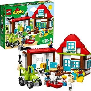 レゴ(LEGO) デュプロ たのしいぼくじょう 10869