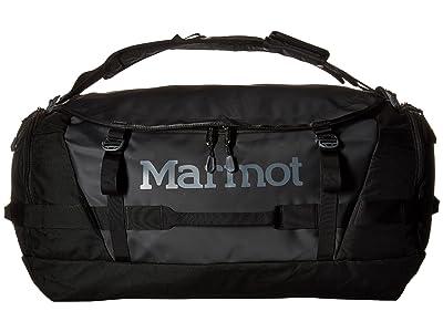 Marmot Long Hauler Duffel Large (Black) Duffel Bags