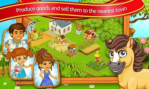 『Farm Town: villa for friends』の4枚目の画像