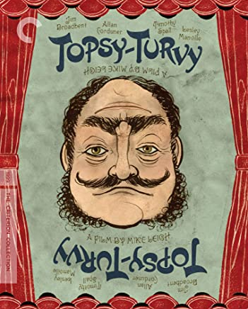 Criterion Collection: Topsy Turvy [Blu-ray] [Importado]