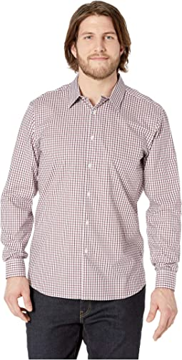 Small Check Resist Spill Shirt