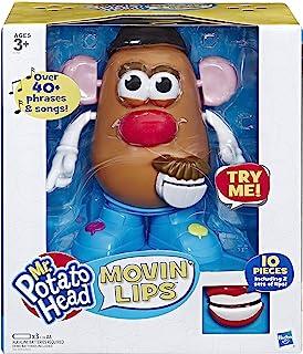 Mr. Potato Head Movin' Lips Electronic Interactive Talking Toy