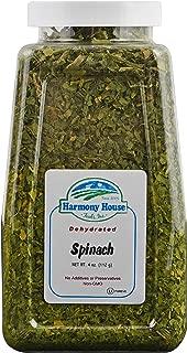 air fried spinach