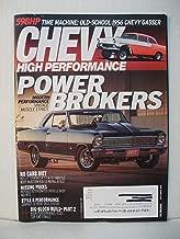 Chevy High Performance Magazine : Power Brokers - September, 2019