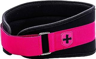 Harbinger Women's Nylon Weightlifting Belt with Flexible Ultralight Foam Core