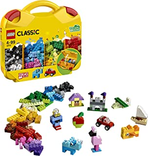 LEGO Classic Creative Suitcase for age 4+ years old 10713