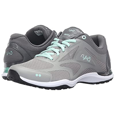 Ryka Grafik 2 (Iron Grey/Frost Grey/Yucca Mint) Women