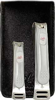 Seki Edge Craftsman Luxury 2-Piece Grooming Kit (SS-3101)