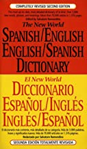 Best the new world spanish english and english spanish dictionary Reviews